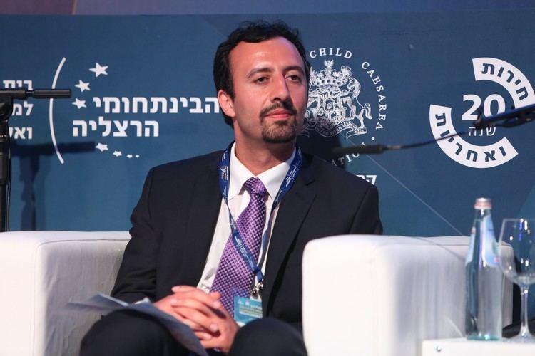 Alireza Nader Prof Alireza Nader is interviewing at the IDC International Radio
