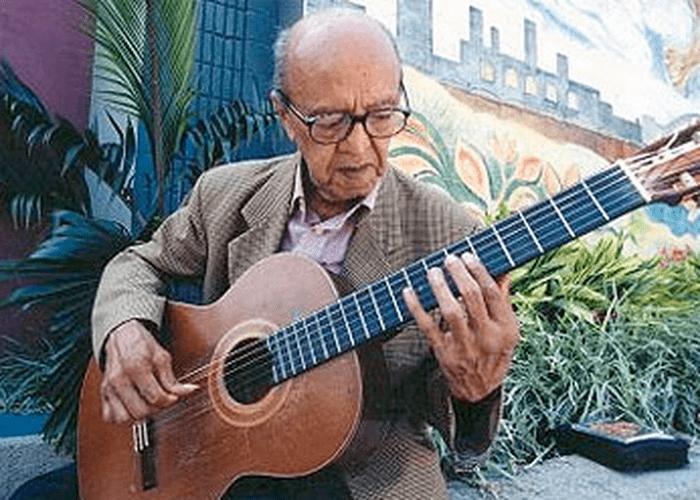 Alirio Díaz Falleci el Maestro Alirio Daz a sus 92 aos