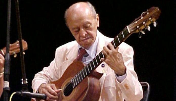 Alirio Díaz Falleci el Maestro Alirio Daz a los 92 aos