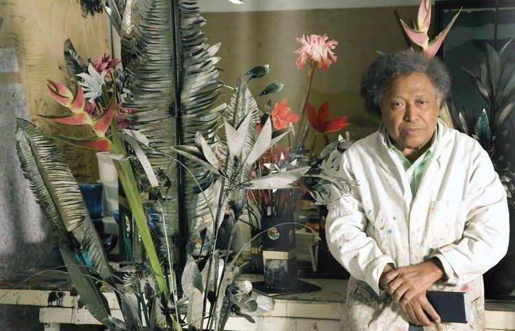 Alirio Palacios Falleci en Caracas el artista plstico Alirio Palacios