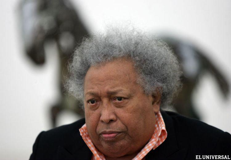 Alirio Palacios Fallece en Caracas el artista plstico Alirio Palacios