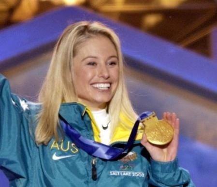 Alisa Camplin Aerial Freestyle skier Alisa Camplin won Australia39s