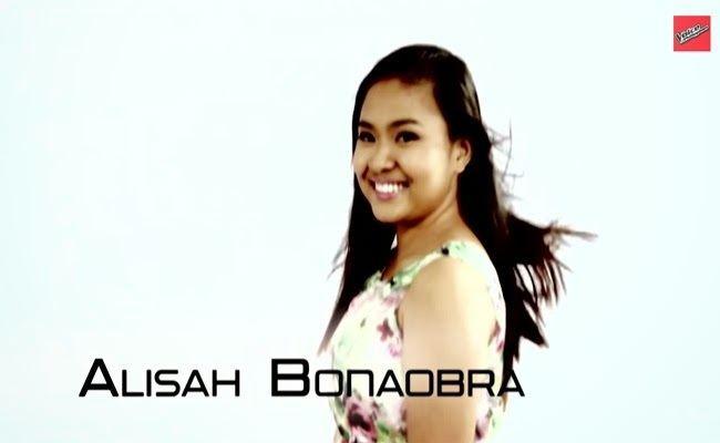 Alisah Bonaobra Team Apl Alisah Bonaobra Performance and Story The Voice