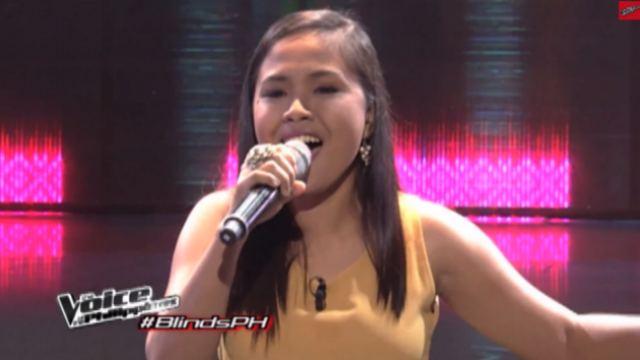 Alisah Bonaobra From viral karaoke vid to 39The Voice PH39 Watch Alisah