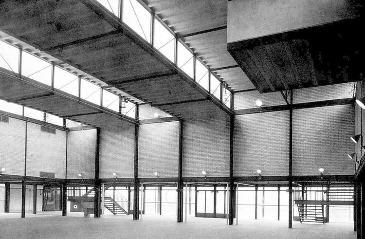 Alison and Peter Smithson Alison and Peter Smithson Secondary Modern School Hunstanton 1949