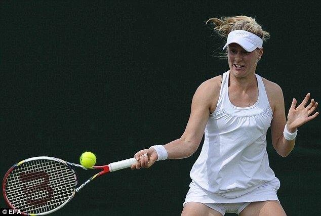 Alison Riske Wimbledon 2013 Find out more about Alison Riske Daily
