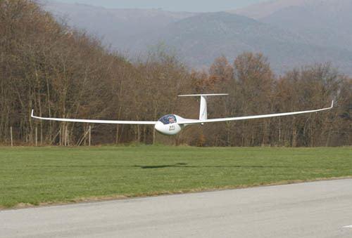 Alisport Silent 2 aircraft Alisport Srl Silent 2 TARGA pilots aviation flying