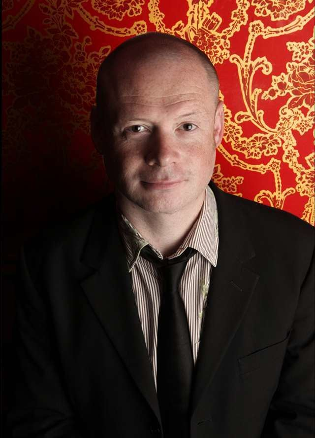 Alistair Barrie Alistair Barrie stand up comedian Just the Tonic
