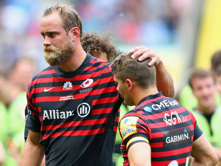 Alistair Hargreaves Hargreaves handed Sarries role Rugby Union News Live
