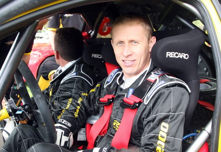 Alister McRae The Proton R3 Malaysia Rally Team An afternoon with