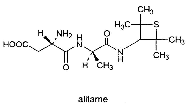 Alitame Patent EP2599483A1 4Phenylbutyric acid formulation Google Patents