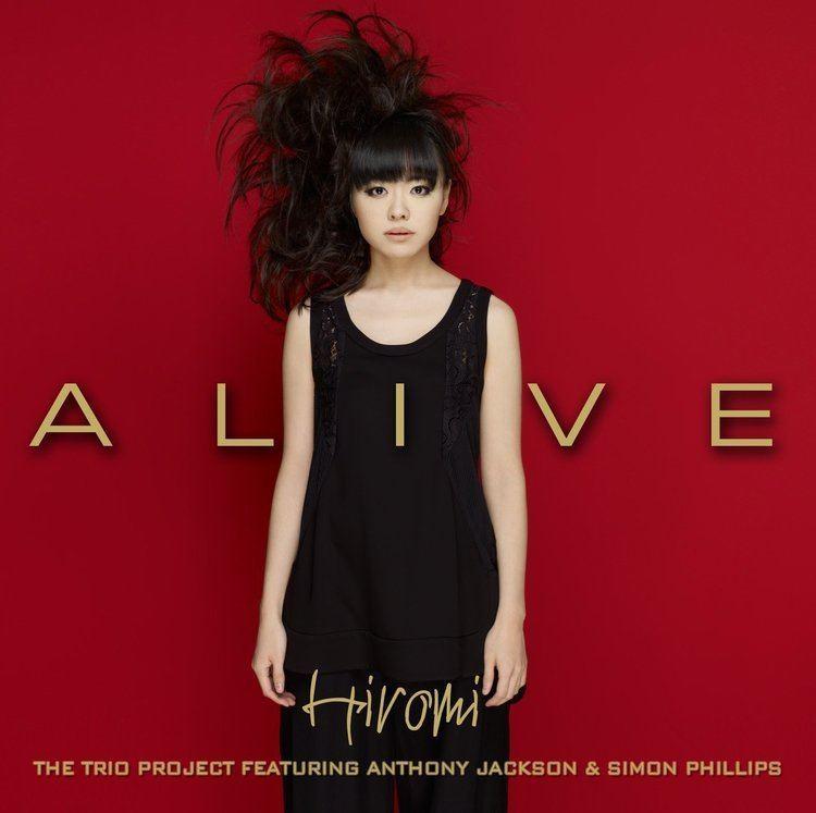 Alive (Hiromi album) httpsimagesnasslimagesamazoncomimagesI7