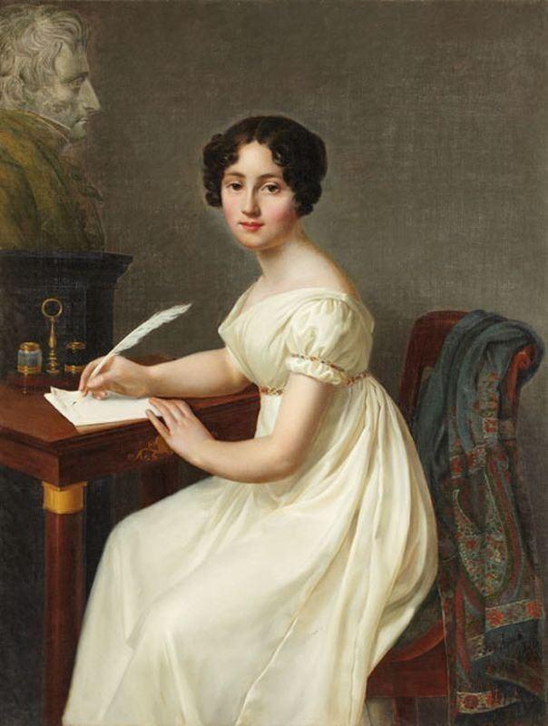 Alix de Montmorency 1820s Alix de Montmorency Duchesse de Talleyrand by Henri