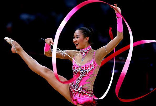 Aliya Garayeva Aliya Garayeva Photos Olympics Day 15 Gymnastics