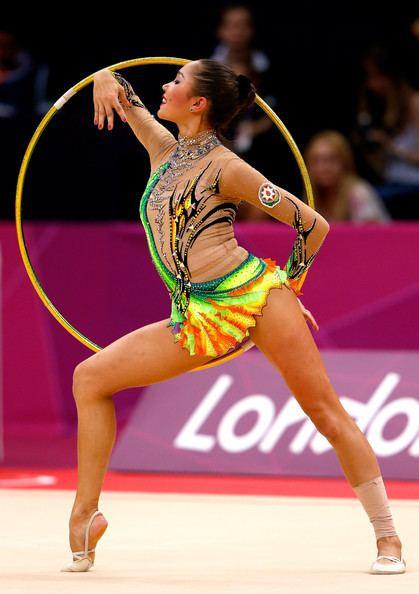Aliya Garayeva Aliya Garayeva Pictures Olympics Day 15 Gymnastics