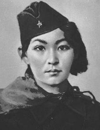 Aliya Moldagulova Highly decorated female soviet snipers Histomilcom