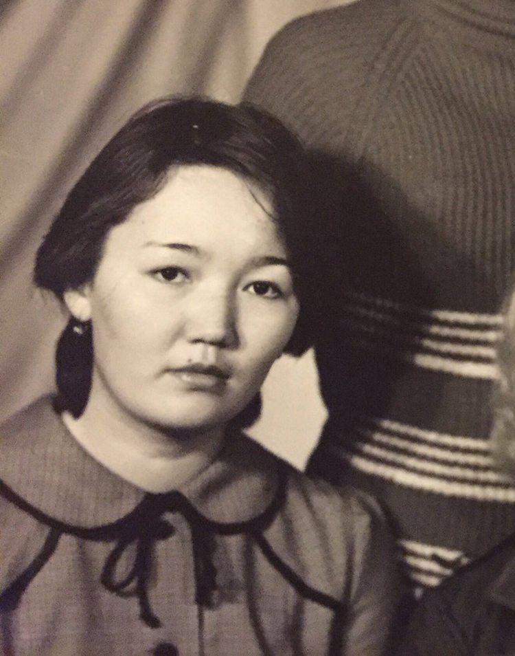 Aliya Moldagulova Soviet Visuals on Twitter Aliya Moldagulova 19251944 Kazakh