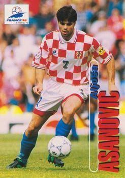 Aljoša Asanović Pes Miti del Calcio View topic Aljoa ASANOVI 19941998