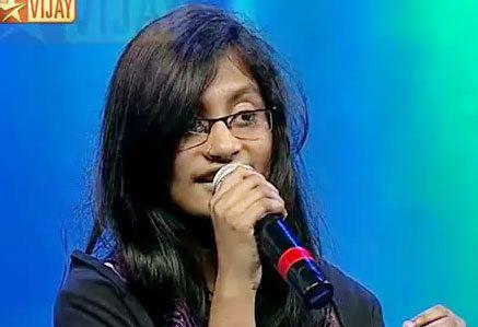 Alka Ajith Uyirin Uyirae by Alka Ajith in Super Singer Junior 3