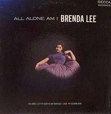 All Alone Am I (album) httpsuploadwikimediaorgwikipediaenthumbf