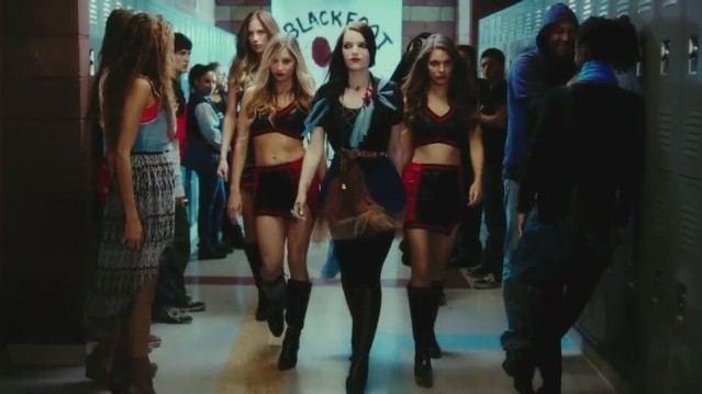 All Cheerleaders Die (2013 film) movie scenes living cheerleaders in ALL CHEERLEADERS DIE e1399531018654
