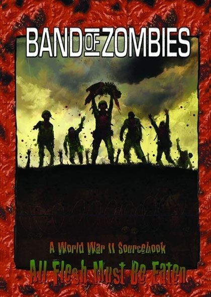 All Flesh Must Be Eaten paizocom All Flesh Must Be Eaten RPG Band of Zombies