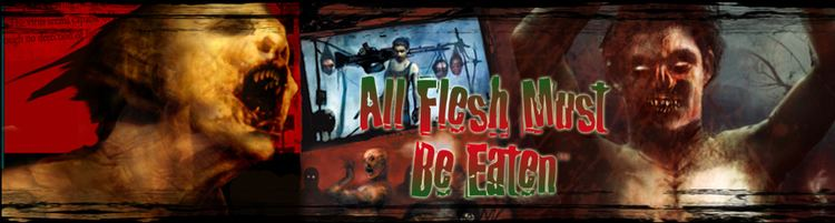 All Flesh Must Be Eaten Eden Studios Inc All Flesh Must Be Eaten