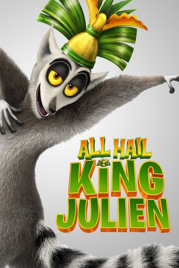 All Hail King Julien wwwgstaticcomtvthumbtvbanners11233187p11233