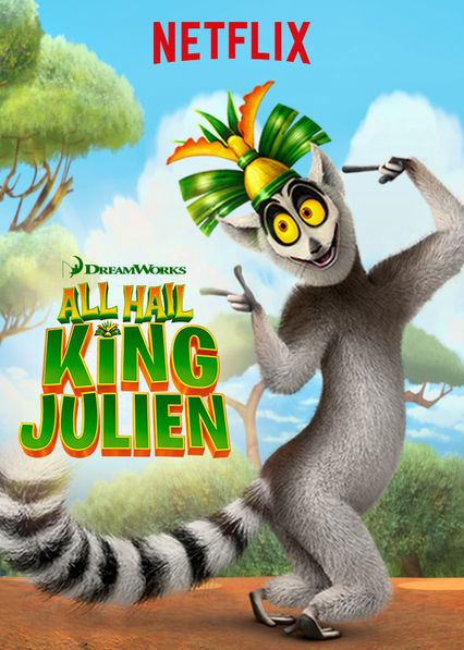 All Hail King Julien All Hail King Julien and Lemur Fun