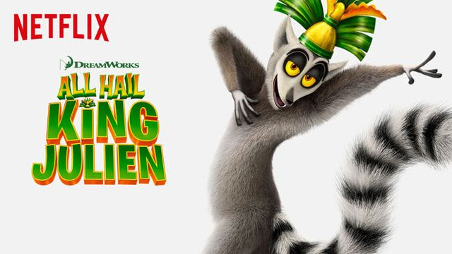 All Hail King Julien Coffee Addiction Reigns in Exclusive Clip from All Hail King Julien