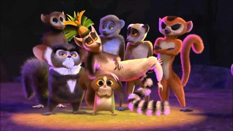 All Hail King Julien All Hail King Julien Intro YouTube