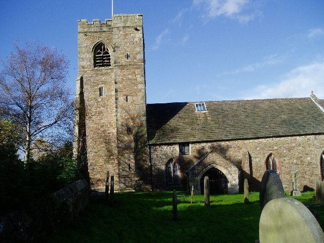 All Hallows Church, Great Mitton