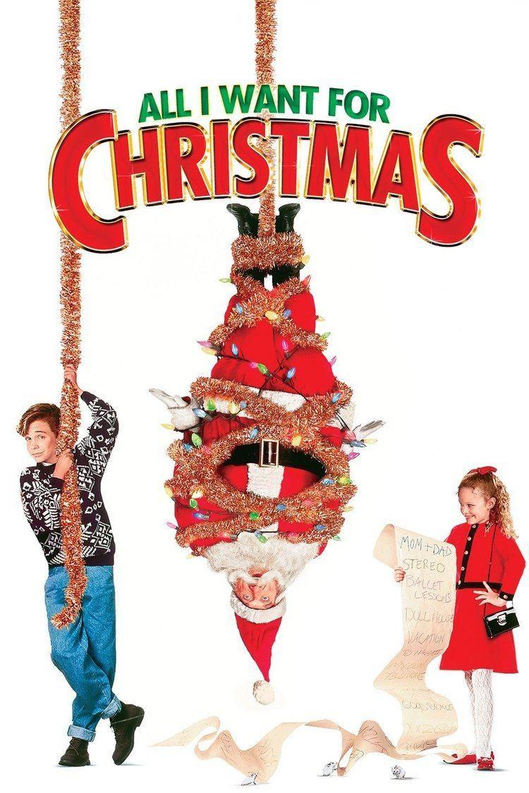 All I Want for Christmas (film) wwwgstaticcomtvthumbmovieposters13572p13572
