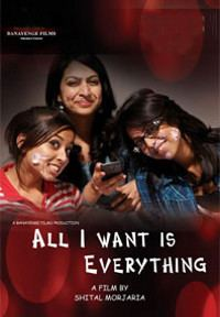 All I Want Is Everything (film) movie poster
