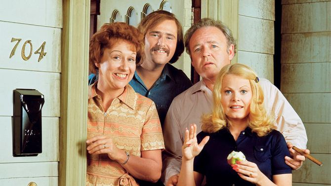 All in the Family Norman Lear Mulling 39All in the Family39 Reboot for 2015 from Sony