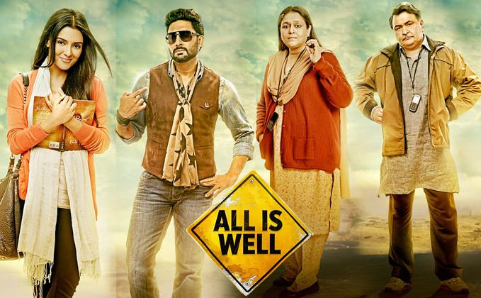 All Is Well Movie Review Rating 1st Day Box Office Collection