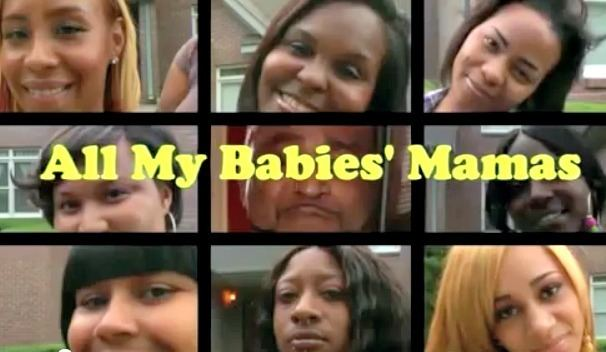 All My Babies' Mamas All My Babies39 Mamas One man39s 11 kids with 10 women BabyCenter Blog