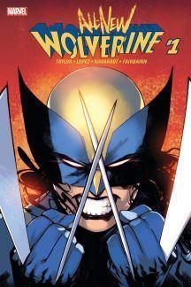All-New Wolverine AllNew Wolverine 2015 1 Comics Marvelcom