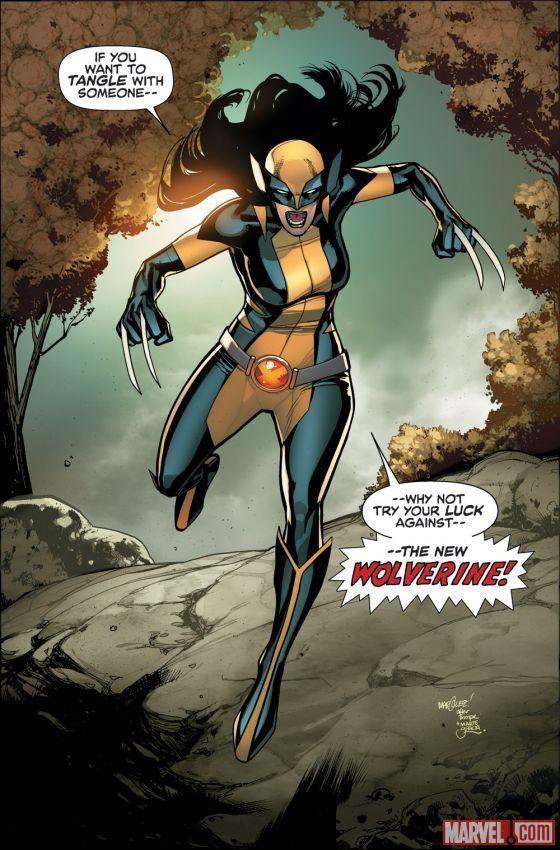 All-New Wolverine News Marvelcom