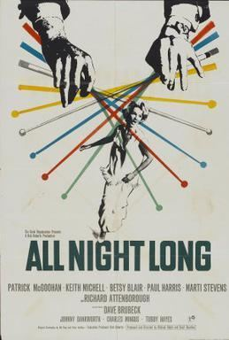 All Night Long (1962 film) All Night Long 1962 film Wikipedia