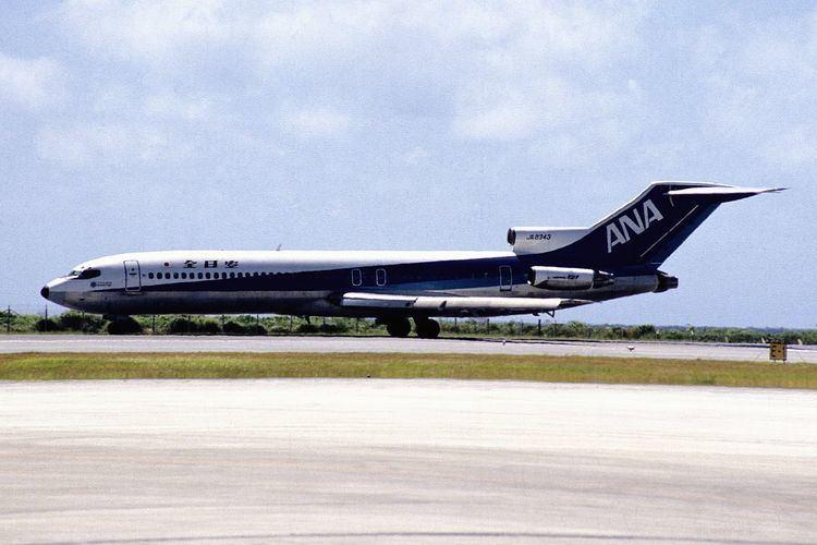 All Nippon Airways Flight 58