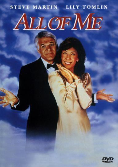 All of Me (1984 film) All of Me 1984 Steve Martin Lily Tomlin Movie Buffs Forever