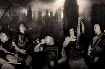 All Out War (band) The Metal Minute A Chat With Mike Score of All Out War and The