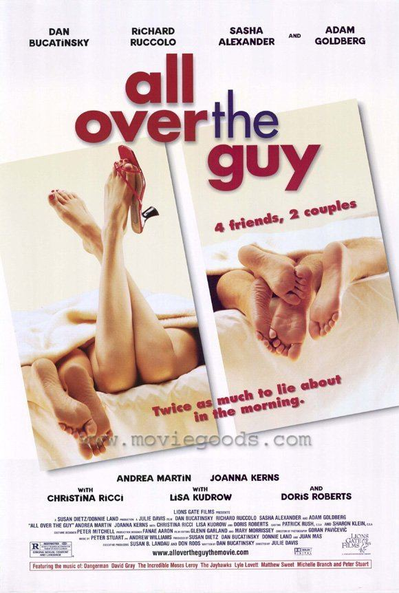 All Over the Guy All Over the Guy Movie Posters From Movie Poster Shop