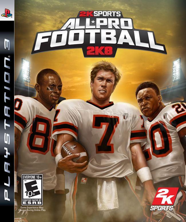 All Pro Football 2K8 - Alchetron, The Free Social Encyclopedia