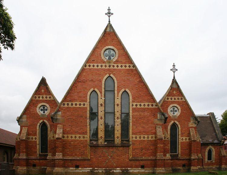 All Saints Anglican Church, Petersham