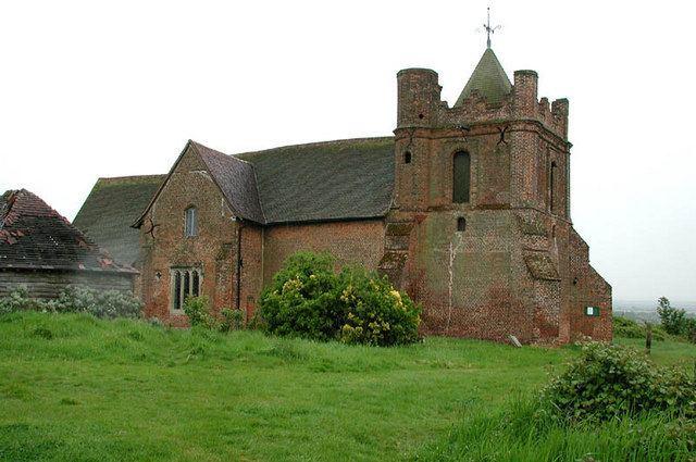 All Saints Church, East Horndon