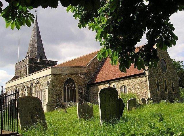 All Saints Church, Frindsbury