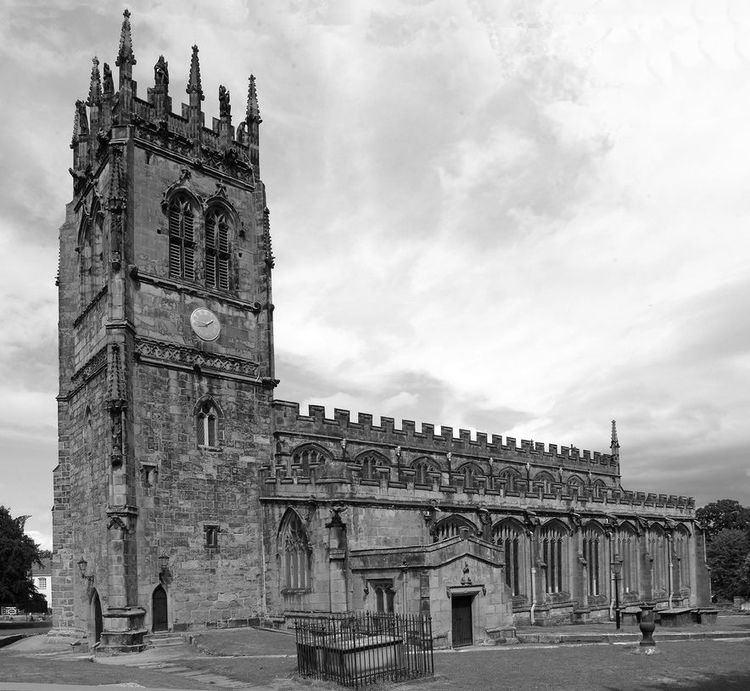 All Saints' Church, Gresford