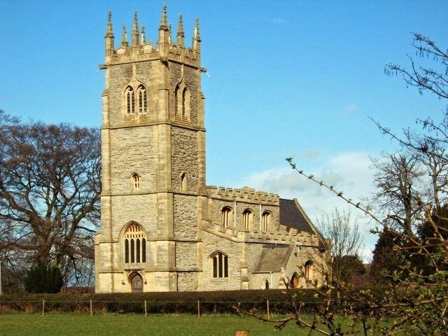 All Saints' Church, Hawton